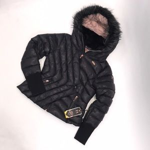 Under Armour Lindsey Vonn 800 fill jacket coat